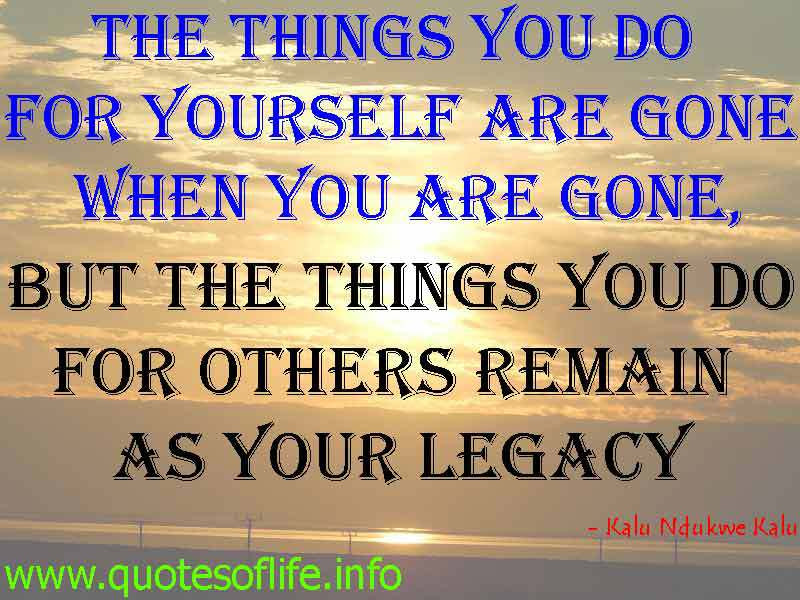 Family Legacy Quotes  Quotes About Family Legacy QuotesGram