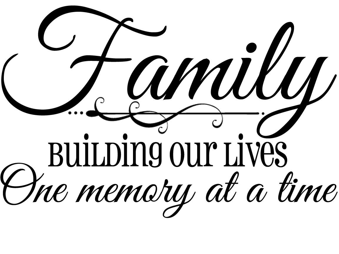 Family Quotes  Family Memories Quotes QuotesGram