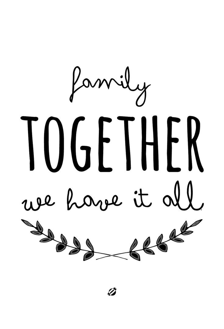 Family Quotes  Printable Family Quote – Quotesta with Printable Quotes