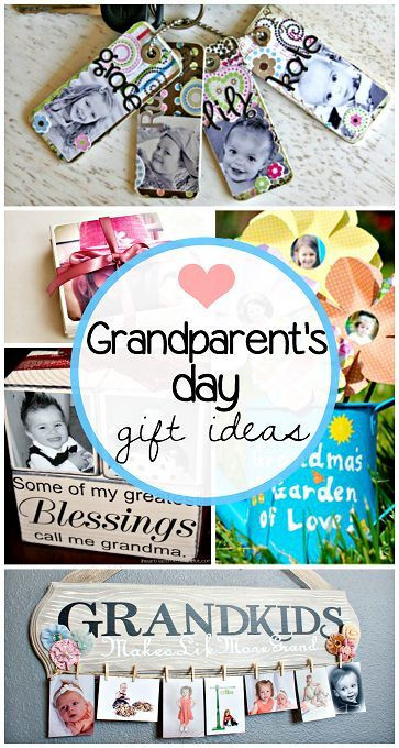 Father'S Day Gift Ideas For Grandpa  Creative Grandparent s Day Gifts to Make