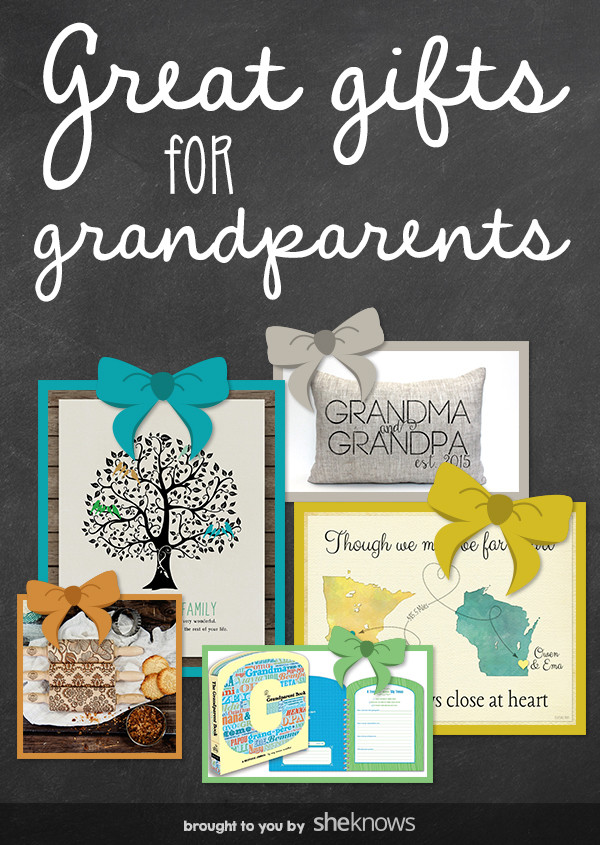 Father'S Day Gift Ideas For Grandpa  Out of the Box Gifts for Grandparents That ll Put a Smile