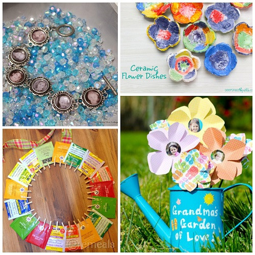 Father'S Day Gift Ideas For Grandpa  Creative Grandparent s Day Gifts to Make Crafty Morning