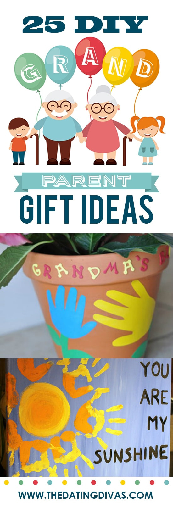 Father'S Day Gift Ideas For Grandpa  101 Grandparents Day Ideas From The Dating Divas