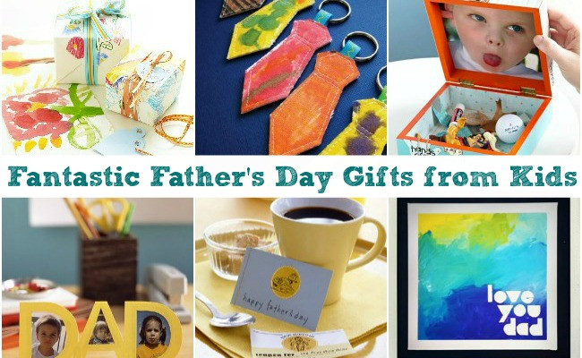 Father'S Day Gift Ideas From Child  15 Father's Day Gift Ideas from Kids A Night Owl Blog