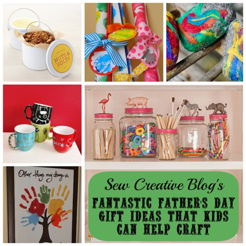 Father'S Day Gift Ideas From Child  Throw Back Thursday Father s Day Crafts and Printables