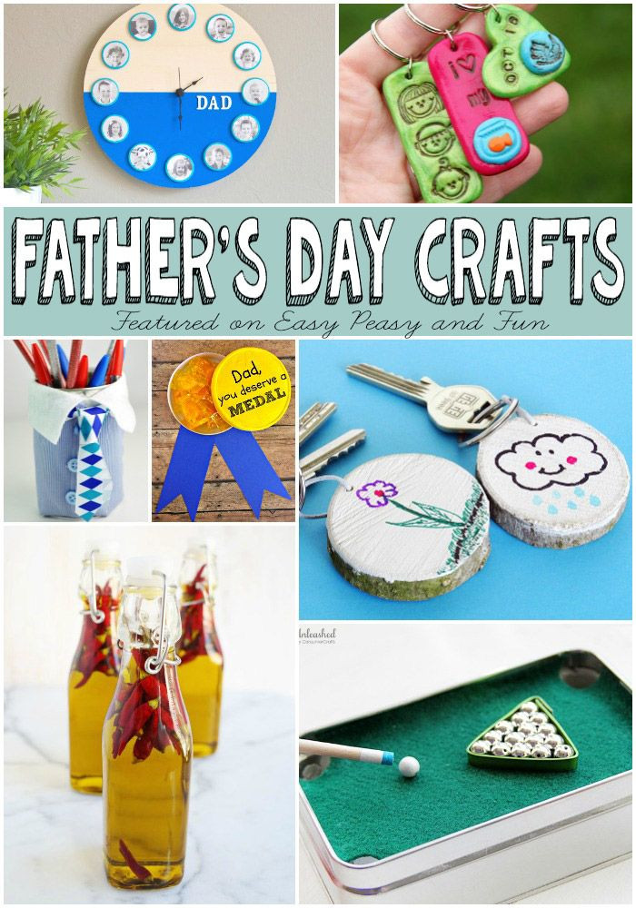 Father'S Day Gift Ideas From Child  Fathers Day Gifts Kids Can Make