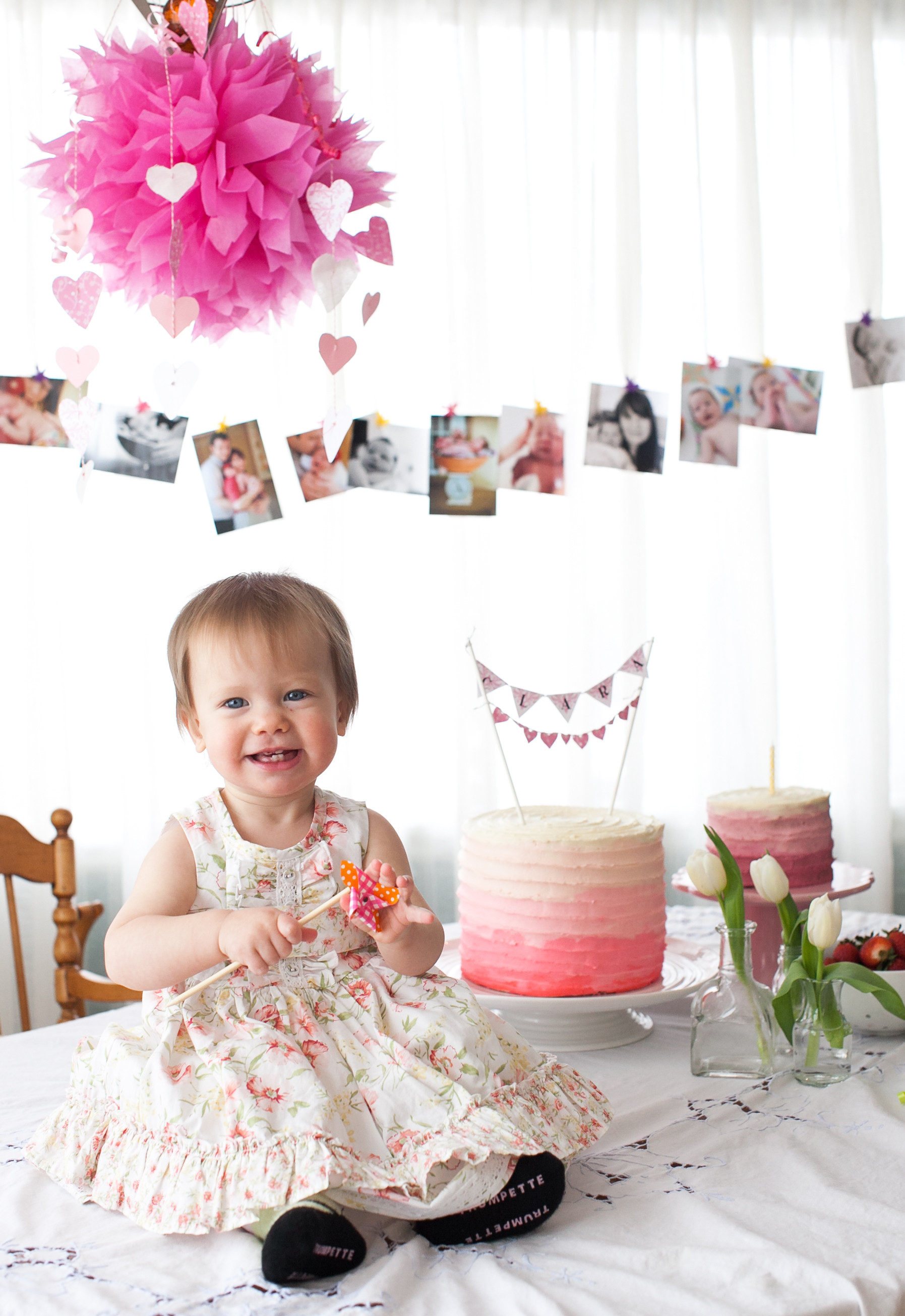 First Birthday Gift Ideas For Girls  First birthday party ideas recipe Apple Spice Cake with