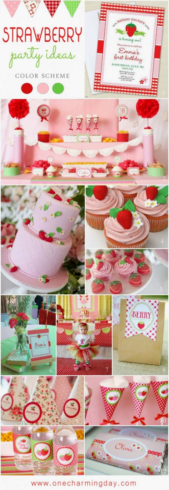 First Birthday Gift Ideas For Girls  34 Creative Girl First Birthday Party Themes & Ideas My