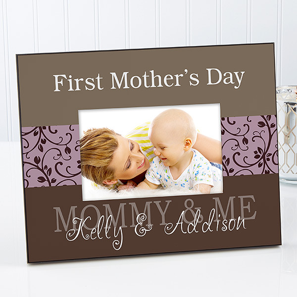First Mother'S Day Gift Ideas  First Mother s Day Frames Preserve Precious Memories Forever