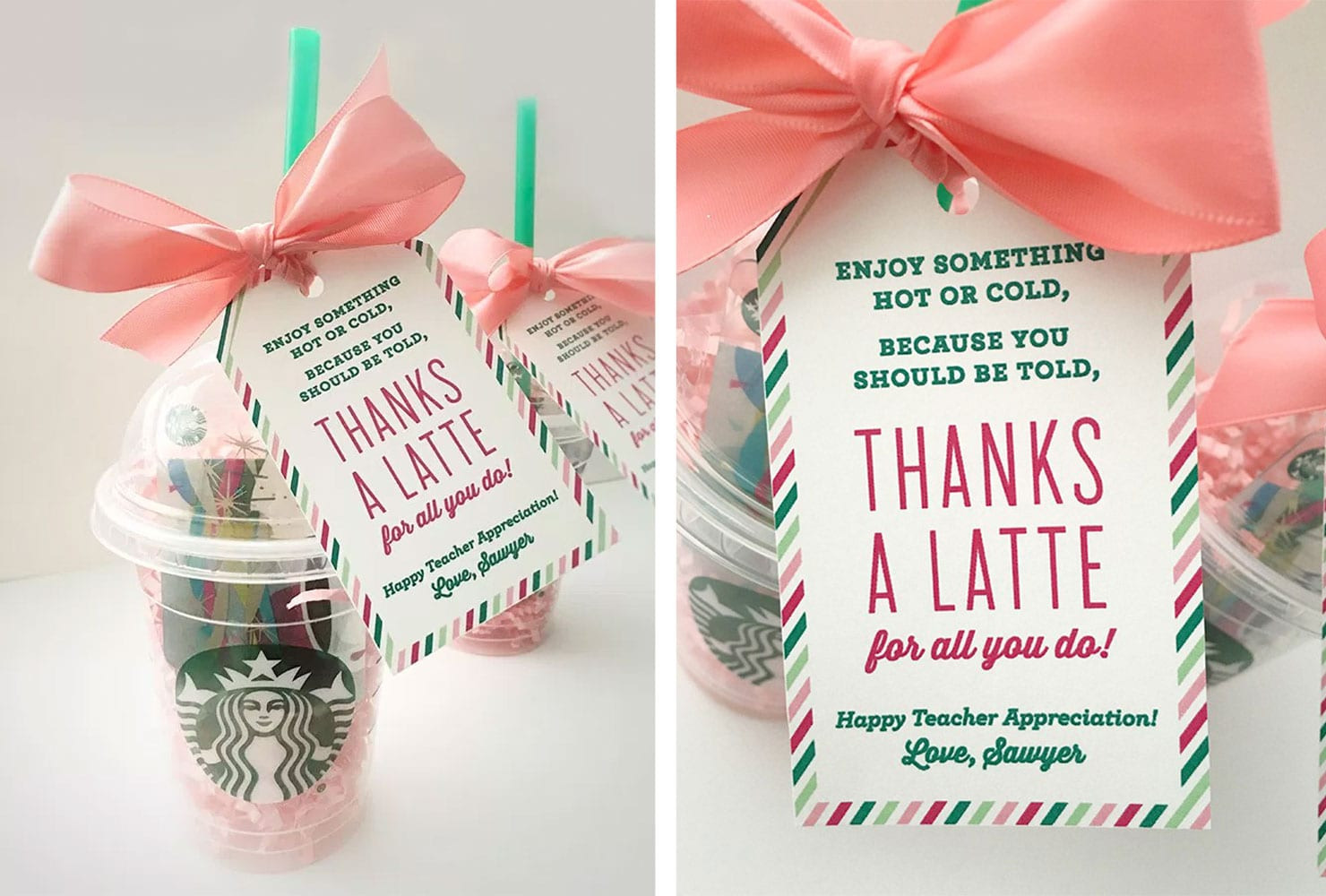 First Valentine'S Day Gift Ideas  55 Teacher Appreciation Week Gift Ideas To Say Thanks