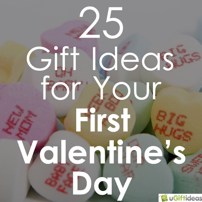 First Valentine'S Day Gift Ideas  Gifts for Your 1st Valentine s Day uGiftIdeas