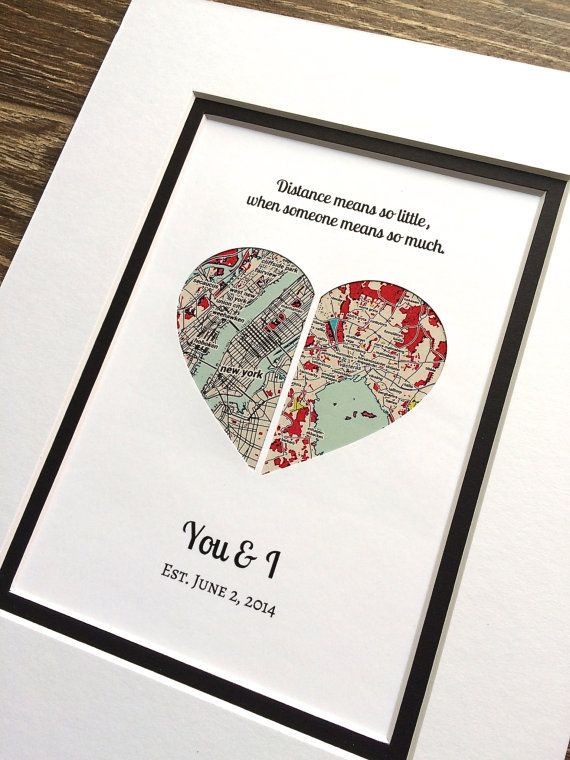 First Valentine'S Day Gift Ideas  Valentines Day Gift For Long Distance V day Gift for