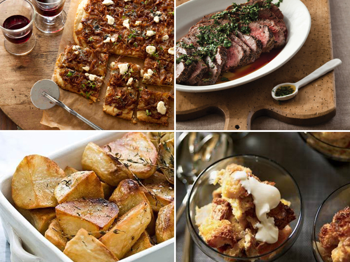 Food Ideas For Dinner Party  Dinner Party Menus And Recipes PHOTOS
