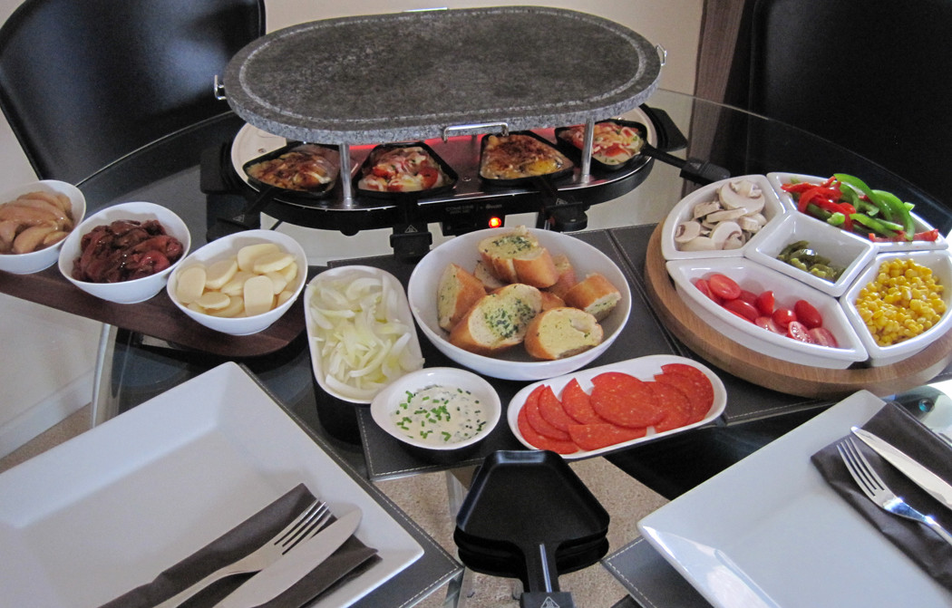 Food Ideas For Dinner Party  Raclette Dinner Party Recipe Ideas