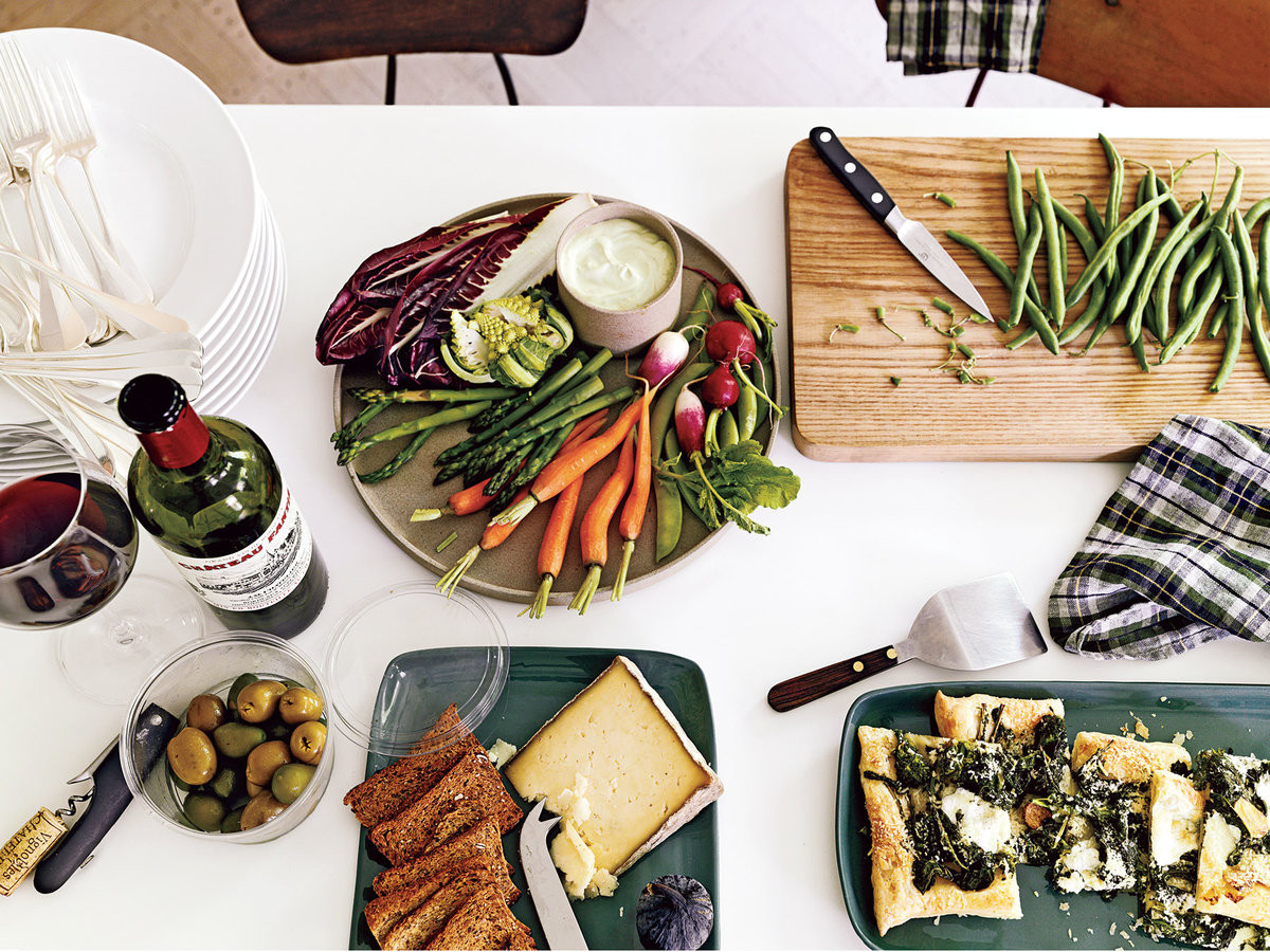 Food Ideas For Dinner Party  15 Simple Dinner Party Ideas Real Simple