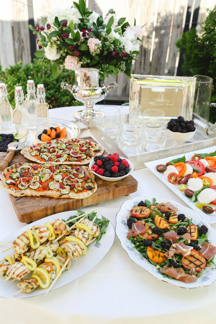 Food Ideas For Dinner Party  A Guide To Planning A Housewarming Party Details Quick