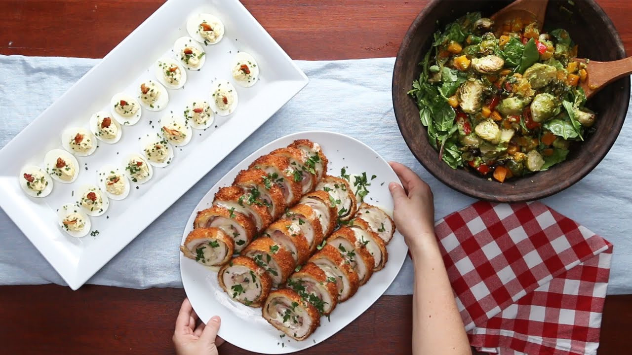 Food Ideas For Dinner Party  4 Recipes for a Tasty Dinner Party