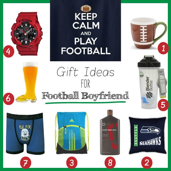Football Gift Ideas For Boyfriend  Top 11 Gift Ideas for Football Boyfriend [Updated 2018