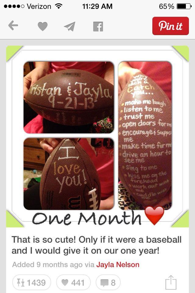 Football Gift Ideas For Boyfriend  25 best ideas about Football Girlfriend on Pinterest