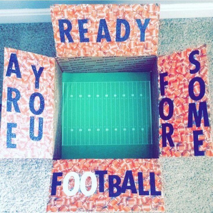 Football Gift Ideas For Boyfriend  Best 25 Football boyfriend ts ideas on Pinterest