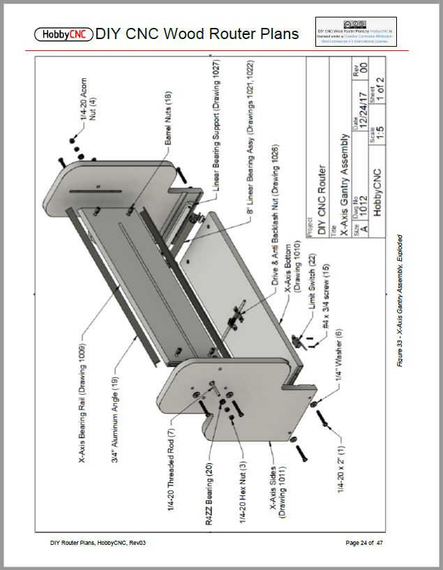 Free DIY Cnc Router Plans  DIY CNC Router Plans