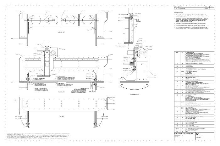 Free DIY Cnc Router Plans  Cnc Machine Plans PDF Woodworking
