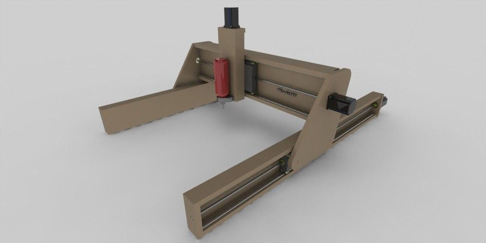 Free DIY Cnc Router Plans  Our CNC Router Plans will guide you to build a CNC Router