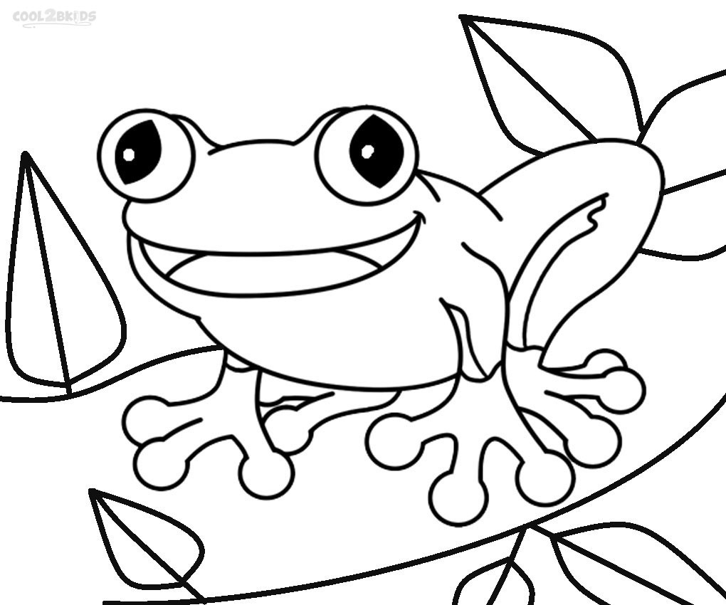 Free Online Coloring Pages  Printable Toad Coloring Pages For Kids