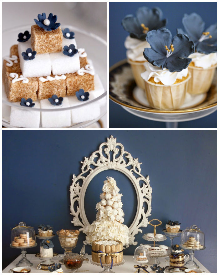 French Tea Party Ideas  Kara s Party Ideas French Inspired High Tea Party Styling