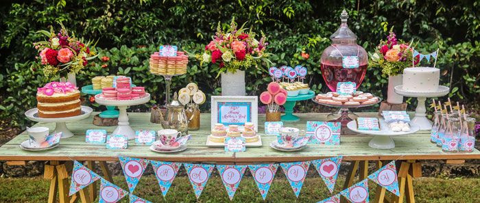 French Tea Party Ideas  Best 25 French tea parties ideas on Pinterest