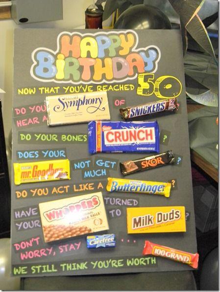 Friend 50Th Birthday Gift Ideas  50th Birthday Gift Ideas