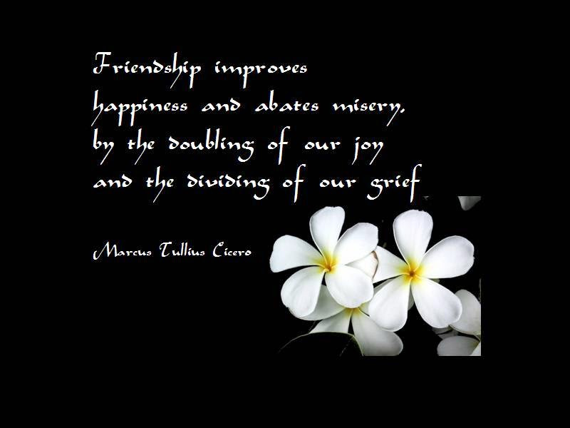 Friendship Pics With Quotes  Friendship Quotes Motivational