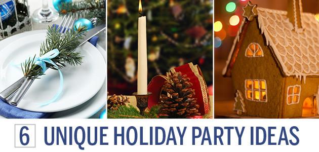 Fun Corporate Holiday Party Ideas  6 Unique Corporate Holiday Party Ideas