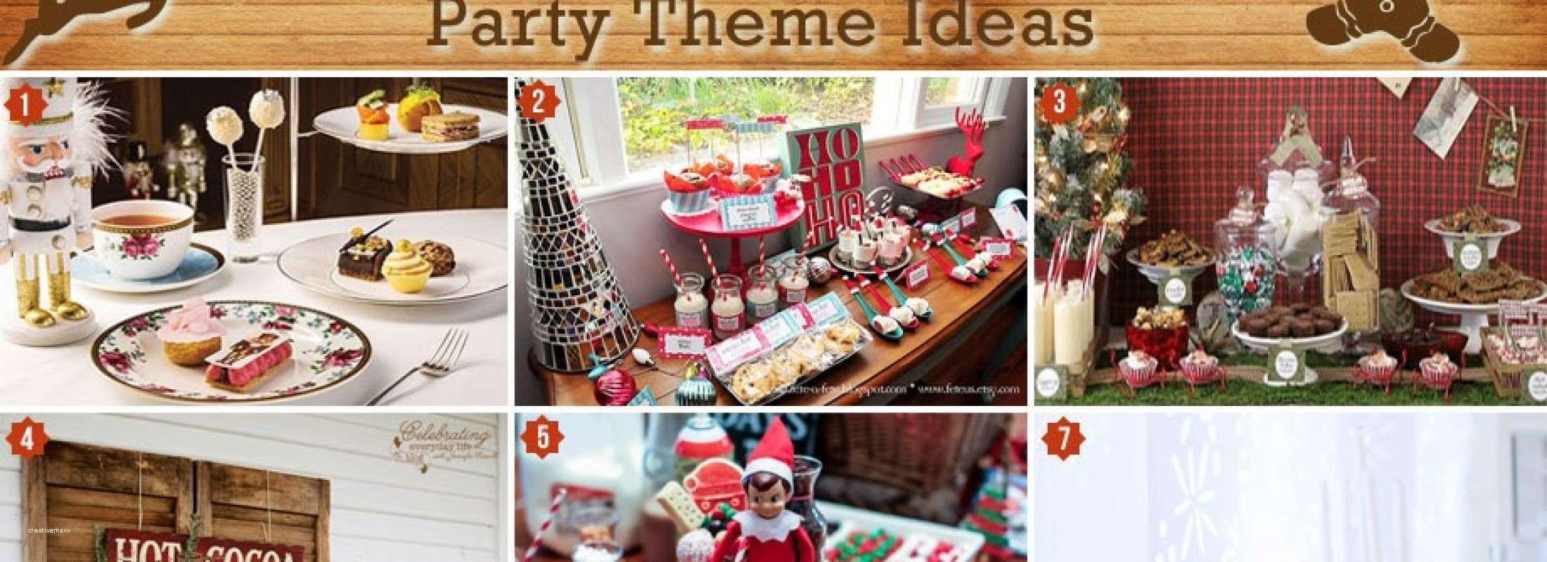Fun Corporate Holiday Party Ideas  Elegant Corporate Christmas Party themes Creative Maxx Ideas