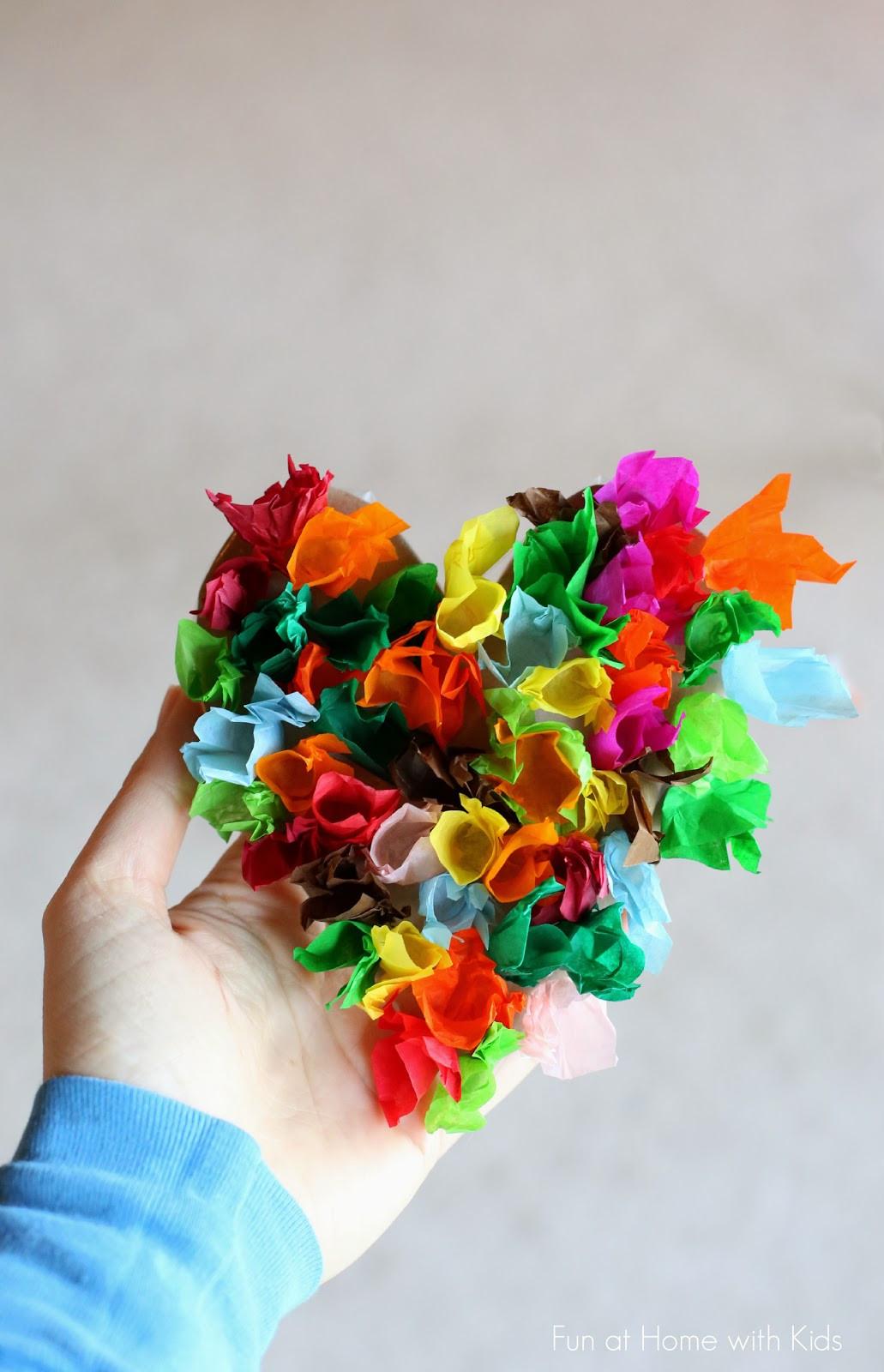 Fun Craft For Preschoolers  14 Valentine s Day Activities for Toddlers and Preschoolers