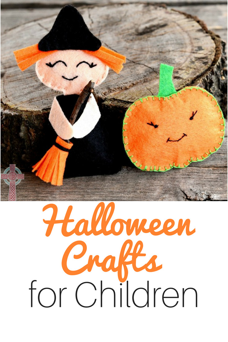 Fun Craft For Preschoolers  Simple Costume Ideas for All Saints Day