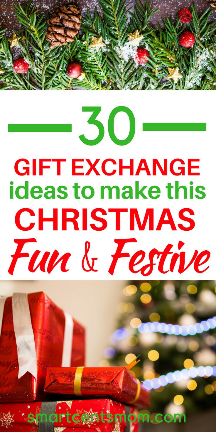 Funny Holiday Gift Exchange Ideas  Best 25 Christmas exchange ideas ideas on Pinterest
