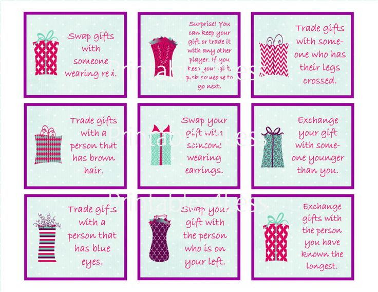 Funny Holiday Gift Exchange Ideas  Best 25 Gift exchange games ideas on Pinterest