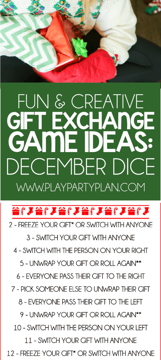 Funny Holiday Gift Exchange Ideas  5 Creative Gift Exchange Games You Absolutely Have to Play