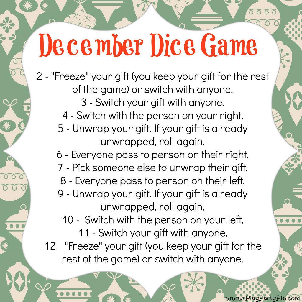 Funny Holiday Gift Exchange Ideas  Fabulous Christmas Games For Kids Starsricha