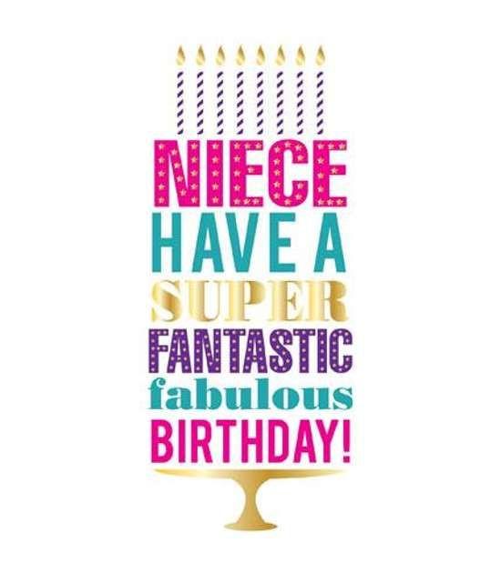 Funny Niece Birthday  25 best ideas about Happy Birthday Niece on Pinterest
