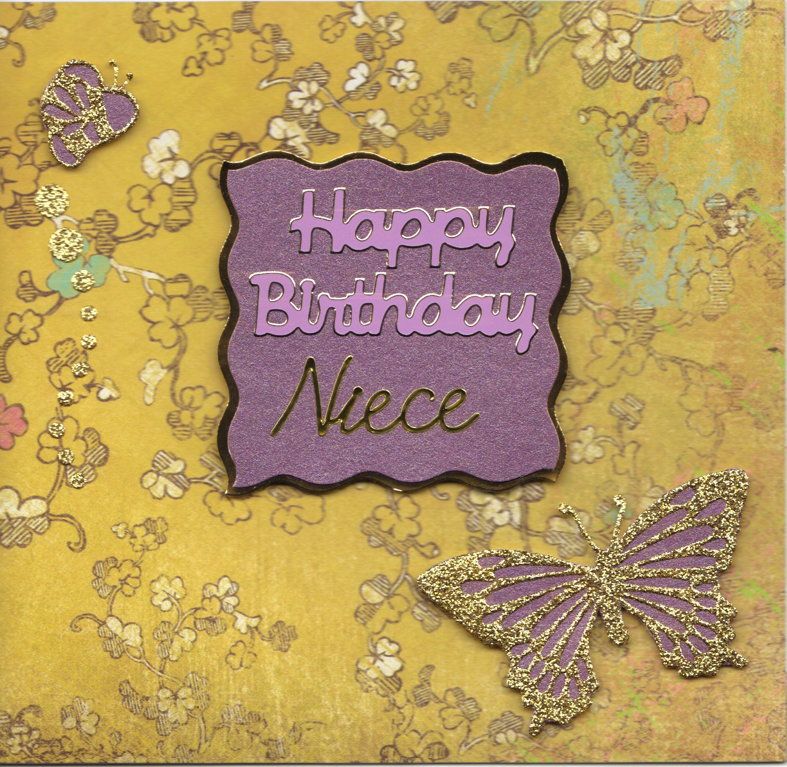 Funny Niece Birthday  Quotes For Nieces Birthday Card QuotesGram