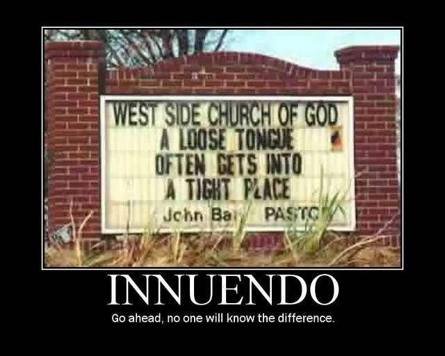 Funny Sexual Innuendo Quotes  13 funny ual innuendos 8 is really explicit