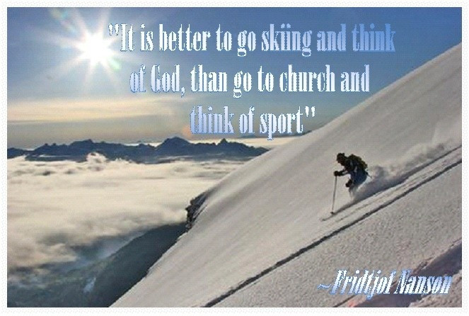 Funny Snowboarding Quotes  Skiing Quotes Skiing Sayings
