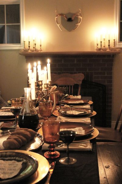 Game Of Thrones Dinner Party Ideas  Game of Thrones Dinner Party Coastal Events