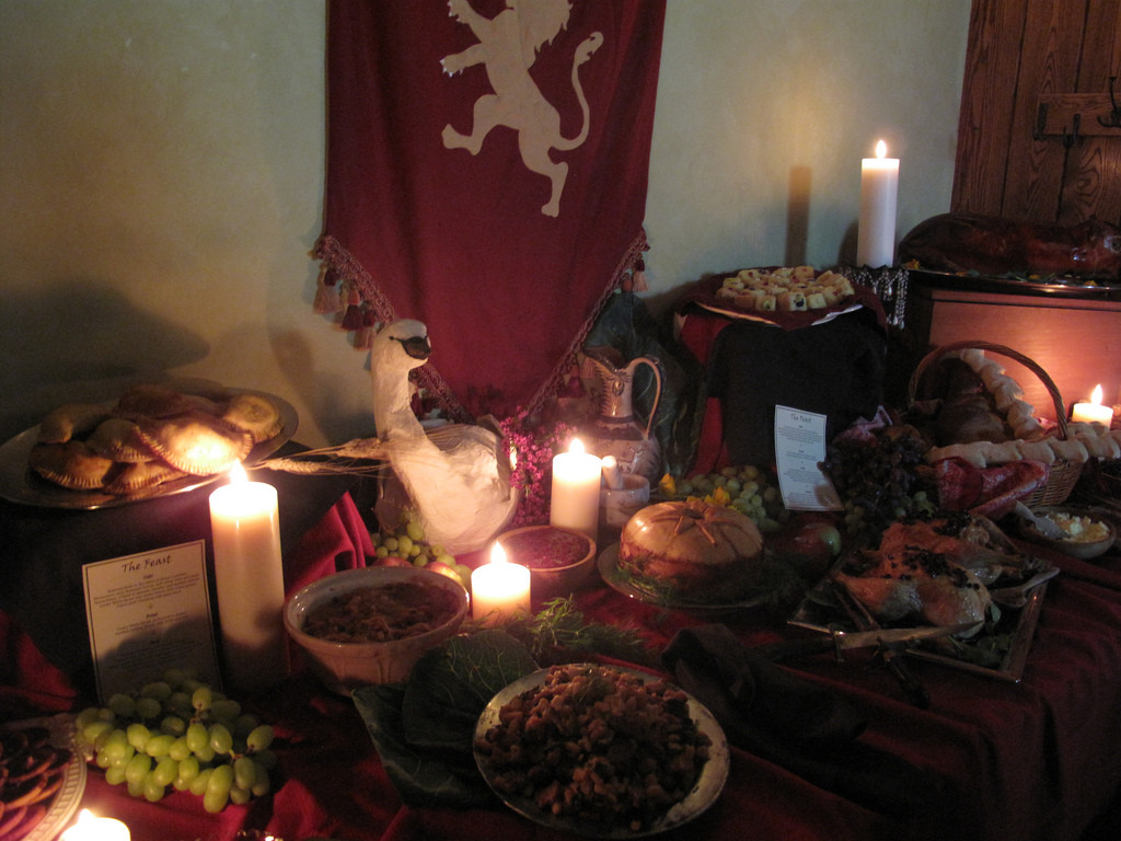 Game Of Thrones Dinner Party Ideas  Party like a Lannister Try these Game of Thrones