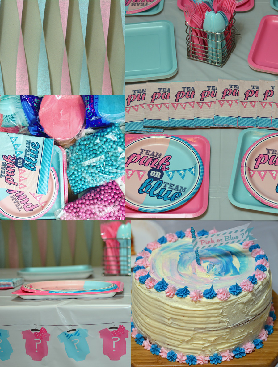 Gender Reveal Party Ideas  Fun Ideas for Hosting a Gender Reveal Party Mommy s