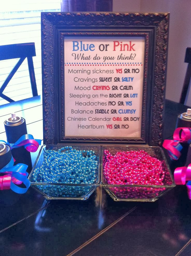 Gender Reveal Party Ideas  Mother to Kings 11 Steps to a Tasteful & Fun Gender