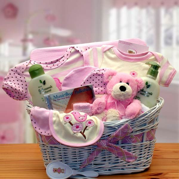 Gift Basket Ideas For Baby Shower  25 best ideas about Baby t baskets on Pinterest