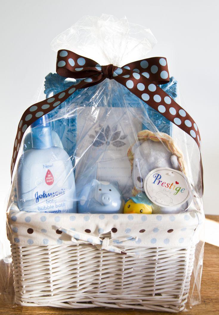 Gift Basket Ideas For Baby Shower  Best 25 Baby t baskets ideas on Pinterest